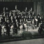 orchestr v divadle v 50. letech 20. stol.