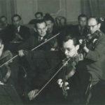 orchestr v poválečných letech